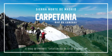 Carpetania, la red de caminos de la Sierra Norte de Madrid